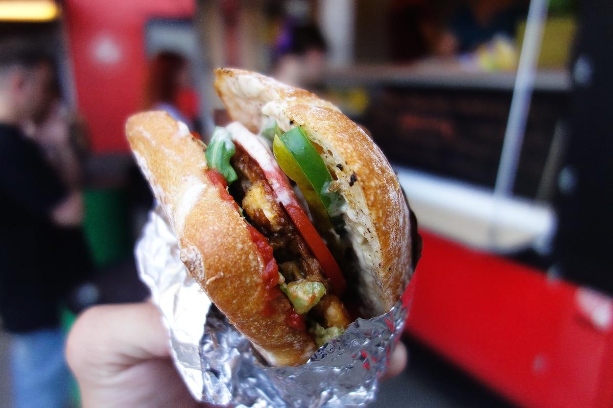 Food Truck Festival in Warsaw – Few Words on New Polish Burger Fashion